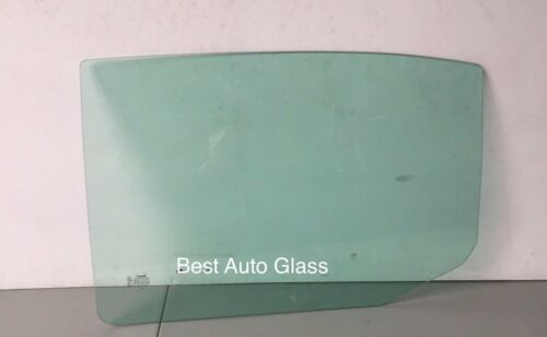 2008-2014 Dodge Avenger 4DR Sedan Rear Driver Left Side Door Window Glass