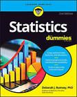Statistics For Dummies by Deborah J. Rumsey (Paperback, 2016)