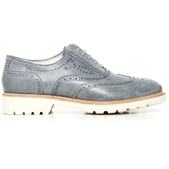 shoes blackgiardini Mod. P717191d Colour 205 Navy-36
