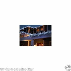 New 70 Pk Holiday Time Random Twinkle Cool White Led