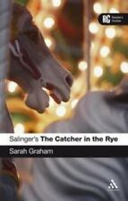 Reader's Guides: Salinger's the Catcher in the Rye by Graham and Sarah Graham...