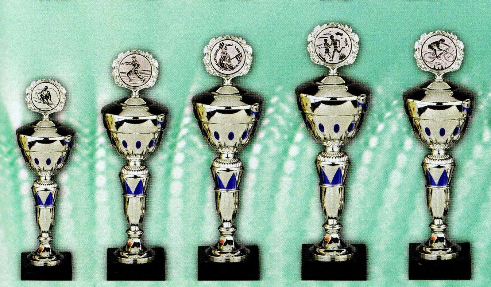 Pokal-Serie 5Pokale & Gravur Gravur Gravur & Emblem Vereinspokal Sportauszeichnung Wanderpokal 1facd5