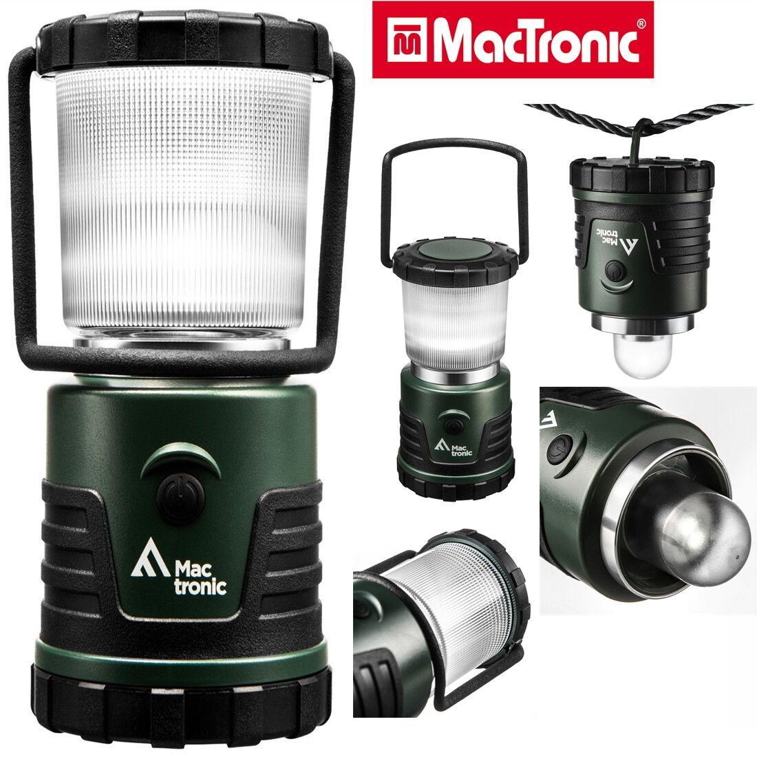 LED Campinglampe Hängelampe LATERNE Mactronic STRAHLER ZELTLAMPE LT-250L    Schönes Aussehen