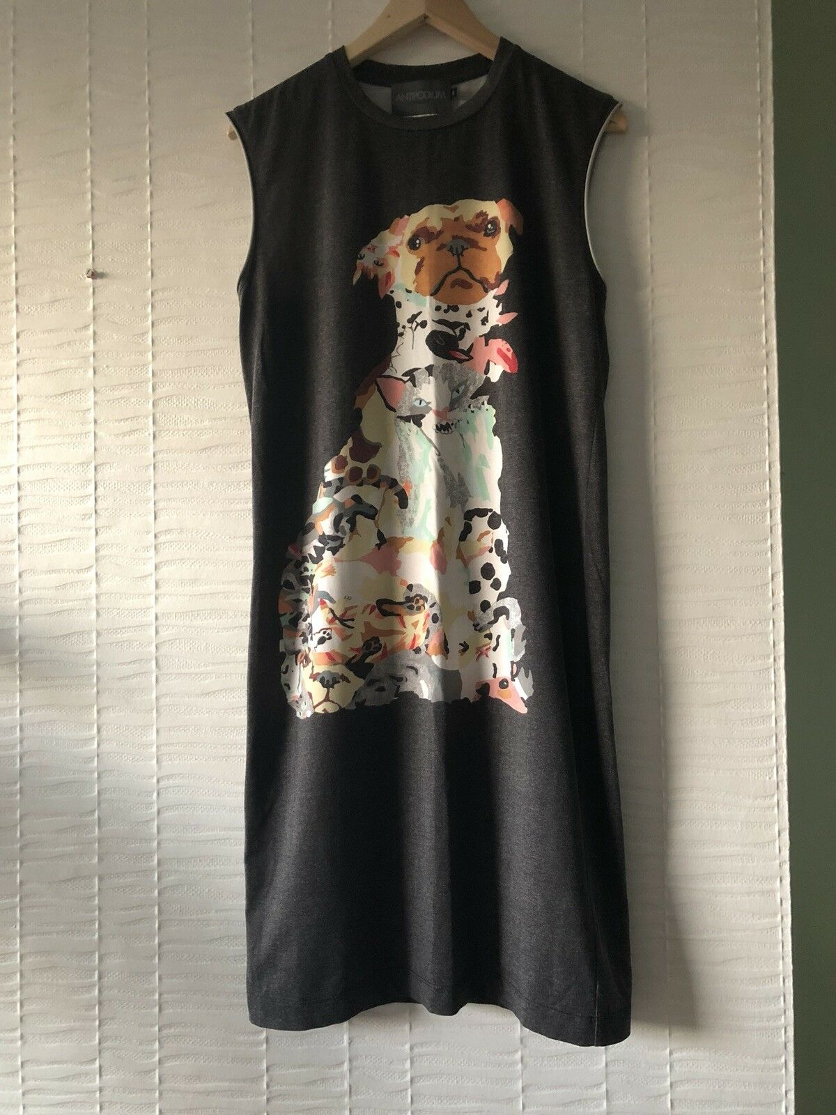Designer Antipodium dress Sz S would fit