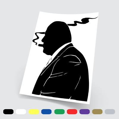 Adesivi in vinile Wall Stickers Prespaziati Tony Soprano 2 Auto Notebook Parete