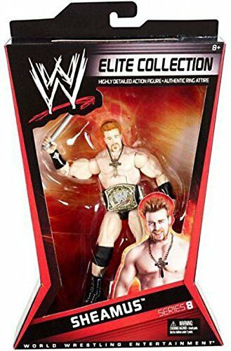 WWE Elite Collector Sheamus Figure Series  8 NEW