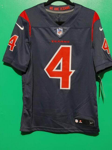 Sz 2xlarge Nike Houston Texans DeShaun Watson Color Rush Limited Jersey Mens