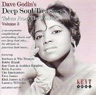 Dave Godin's Deep Soul Treasures: Taken From Our Vaults, Vol. 3 by Various Artists (CD, Jan-2001, Kent)