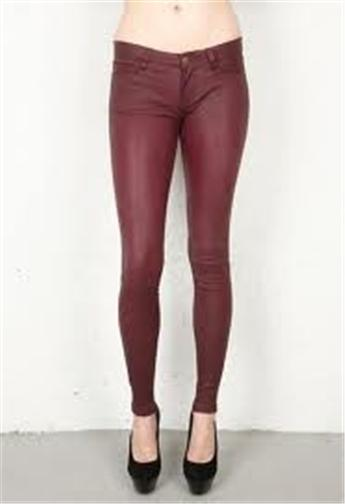 Current Elliott Ankle Skinny Leather Leggings Pants Jeans Fig New With Tags 29