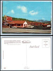 ARIZONA-Postcard-Flagstaff-Ramada-Inn-P52