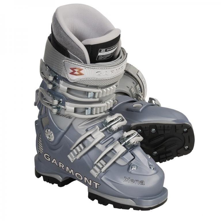 Garmont Xena Touring Ski Stiefel Ski Stiefel Freeride Touring New 36 37 38 39 40 41