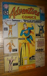 ADVENTURE-300-SUPERBOY-LEGION-OF-SUPER-HEROES-1962-GIANT