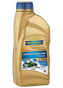 Ravenol Snowmobile Oil 2 Stroke Full Synthetic Arctic