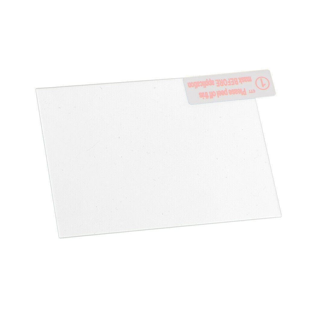0.33mm 9H Tempered Optical Glass LCD Screen Protector for Sony ILCE-9 A9