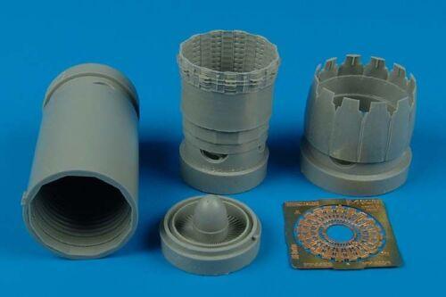 Aires 4425-1:48 F-16C Block 30//40//50//60 exhaust nozzle für Tamiya Bausatz Ne