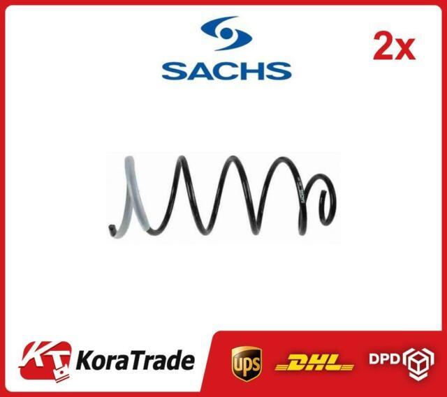2x 997965 Sachs Muelle De Suspensión par OE Quality