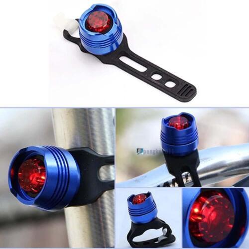 Fahrradzubehör Led Fahrrad Radfahren Vorne Hinten Schwanz Helm Sichere Blitzlicht WarnleuchtePA Beleuchtung & Reflektoren
