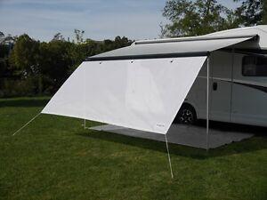 sun view blocker screenwall 260x190cm markise windschutz. Black Bedroom Furniture Sets. Home Design Ideas
