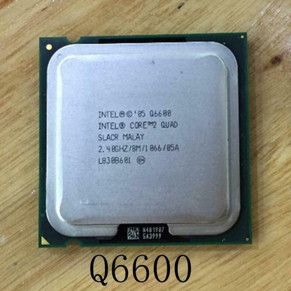 Intel Core 2 Quad CPU Q6600 2.4GHz//8M//1066 LGA775 SLACR
