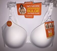 9fc6b8bcf3 item 2 Warner s No Side Effects Bra Front Closure Underwire Convertible  Straps 2561 HTF -Warner s No Side Effects Bra Front Closure Underwire  Convertible ...