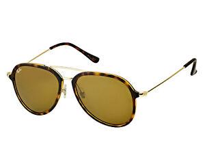 b26115eab84 Ray-Ban RB4292N Blaze Double 710 13 Tortoise Gold Frame Sunglasses ...