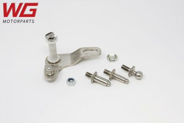 Audi S3 1.8t 8l 6 Speed Adjustable Side To Side Short Shifter Quick Shift Kit Een Lang Historisch Aanzien Hebben
