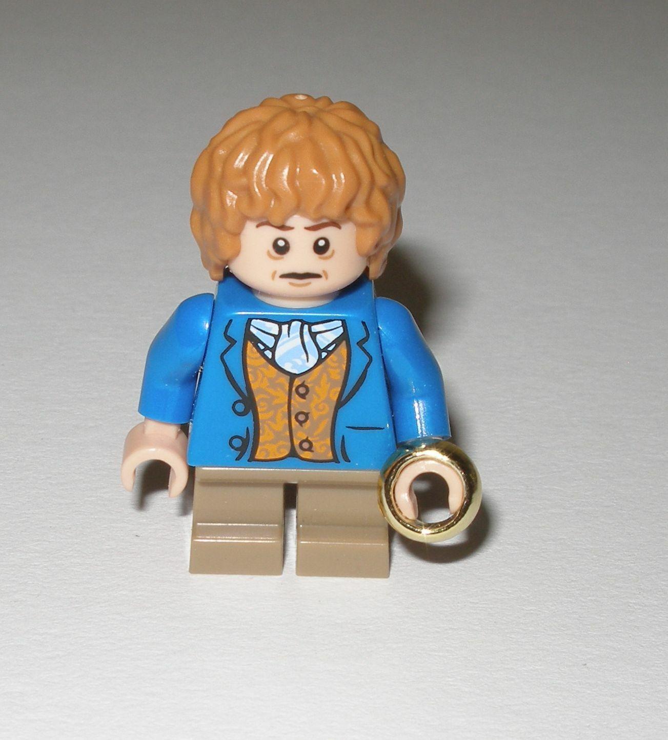 negozio outlet Bilbo lo lo lo hobbit il Signore degli Anelli (camicia blu) MOLTO RARO   il più economico