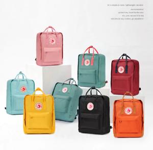 cc4768681 Image is loading NEW-Fjallraven-Kanken-Waterproof-Backpack -Classic-School-Bag-