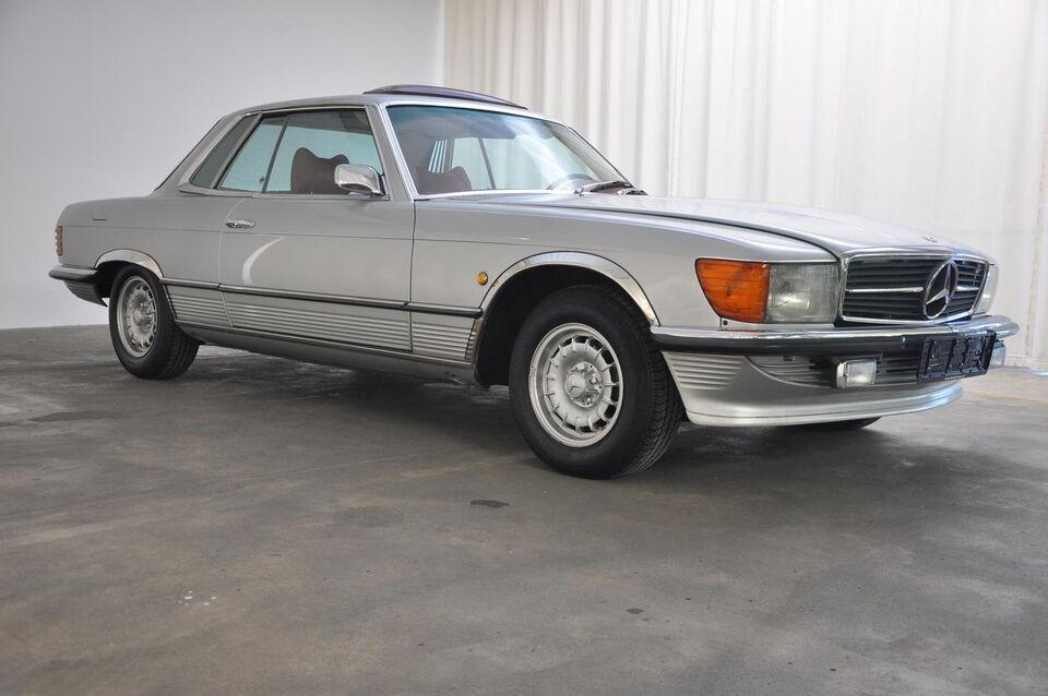 Mercedes 350 SLC 3,5 V8 Coupé Benzin modelår 1972 km 232000