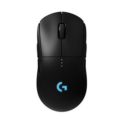 2018 NEW Logicool PRO LIGHTSPEED Wireless Gaming Mouse G-PPD-002 WL from japan
