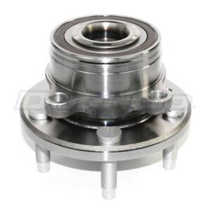 Wheel Bearing and Hub Assembly-Assembly Rear,Front IAP Dura 295-12432