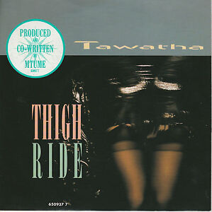 Tawatha-Thigh-Ride-Great-80s-pop-record-mint-condition