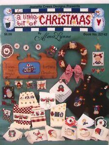 A-Little-Bit-of-Christmas-Cross-Stitch-Pattern-Book-Alma-Lynne