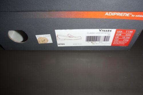 Sole Penny 11m Adidas Men 45m Rockport Burgundy Classico Loafers Nib V76684 FUvwwxSq