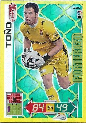 N°159 DANI BENITEZ # JUGON ESPANA GRANADA.CF CARD PANINI ADRENALYN LIGA 2013