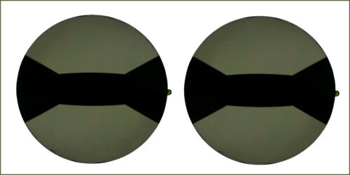 ACE BoroView 3.0 Acryl Filtergläser-Rohlinge f BVR3.0 Boro /& Weichglas