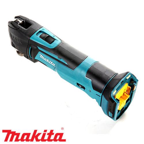 Makita DTM51 18 V LXT Sans Fil Multi outil avec wellcut 4 Pièce Carrelage Set de lames