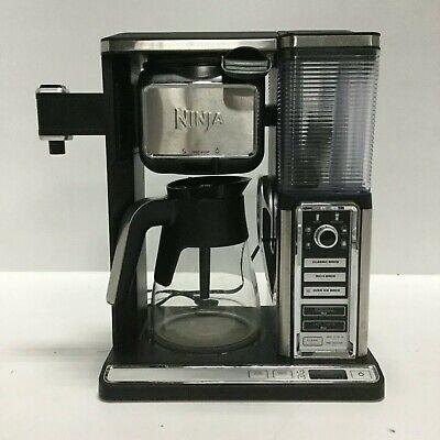 Ninja CF090CO Glass Carafe Hot Cold Coffee Bar Maker ...