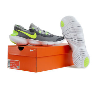 Soviético piano Memoria  Nike Free Run 5.0 Men's Running Shoes Training Sports Gray CI9921-003 | eBay