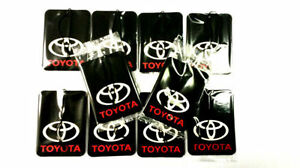 Toyota-Avensis-Corrola-Aygo-Pruis-Yaris-Car-Air-fresheners-Deal-10-for-14-99