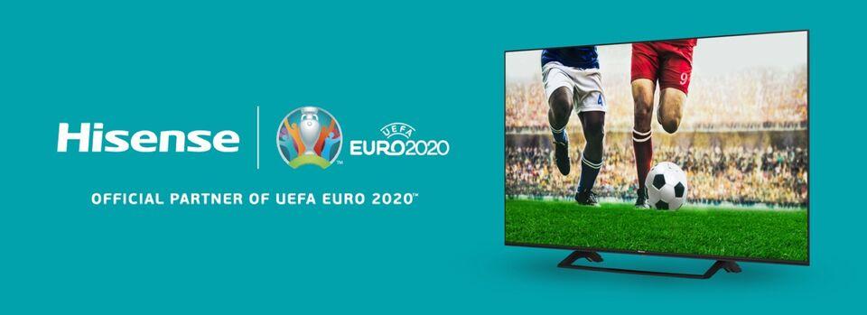 Die Top-TVs von Hisense zur EURO 2020 – Jetzt entdecken - Die Top-TVs von Hisense zur EURO 2020