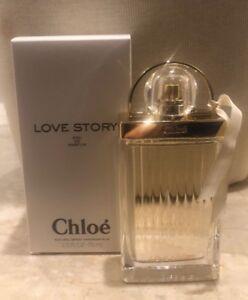 c4d7d728a7fc Love Story 2.5 Oz Eau De Parfum Spray By Chloe New For Women