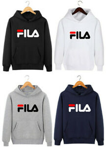 Gosha-Rubchinskiy-FILA-Men-039-s-Women-039-s-Hip-Hop-Hoodie-Sweatshirts-Hoody-Skateboard