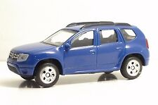 "MondoMotors Renault DACIA DUSTER ""Blue"" - METAL Scala 1:43"