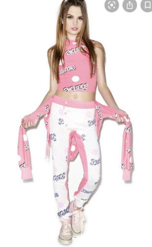RARE Wildfox Barbie Joggers