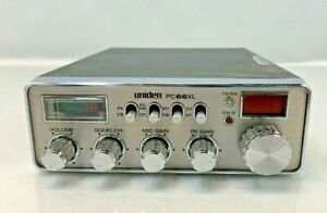 Uniden-PC66XL-40-Channel-Mobile-Compact-CB-Radio-Transceiver-NO-MIC-TESTED