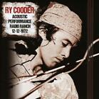 Acoustic Performance Radio Branch 12th December 19 von Ry Cooder (2015)