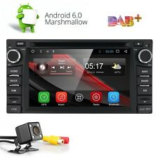 "6.2"" Quad Core Android 6.0 Car DVD Player GPS Radio OBD2 For Toyota Hilux Prado"