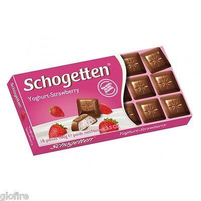 Chocolate Bar Schogetten Irresistibly tasty flavours 100g Alpine Milk Chocolate