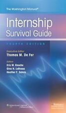 FAST SHIP - DE FER SATEIA 4e The Washington Manual Internship Survival Guide O18